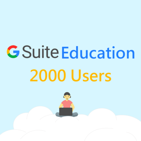 2000 users google apps education gradfathered account